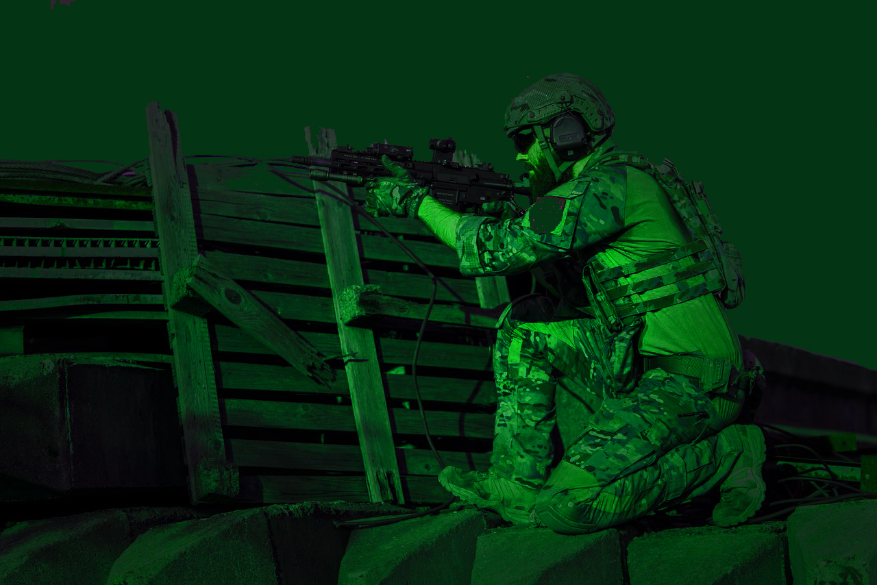 night vision vs thermal imaging explained
